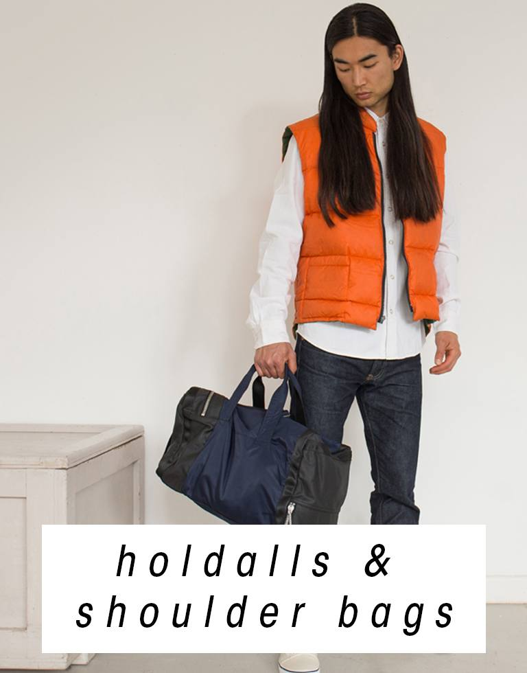Holdalls & Shoulder bags